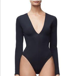 Good America Compression Bodysuits Thong